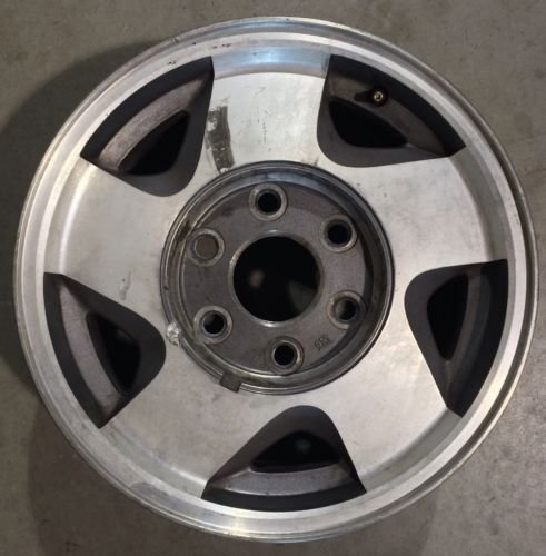16 IN 92-00 CHEVY SILVERADO TAHOE GMC SIERRA 1500 OEM ALLOY RIM WHEEL 5015