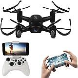 WiFi FPV Drone 720P Camera 3D Flip Altitude Hold & 1-Key Takeoff/Landing 2.4GHz 6Axis RC Quadcopter RTF L8Hw ¡