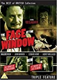 A Face at the Window / The Crimes of Stephen Hawke/ It's Never too Late to Mend [DVD]