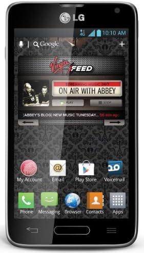 LG Optimus F3 Black (Virgin Mobile) WeeklyReviewer