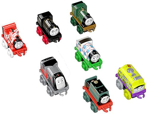 Thomas The Train Engine 8 Pack (Minis) #8 Toy