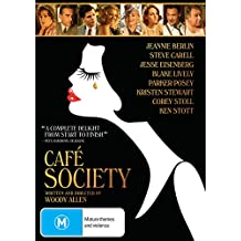 Cafe Society | Woody Allen's | NON-USA Format | PAL | Region 4 Import - Australia
