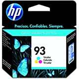 Cartucho HP 93 Jato de Tinta Tricolor 7ML - C9361WB