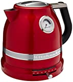 KitchenAid KEK1522CA Kettle - Candy Apple Red Pro Line Electric Kettle