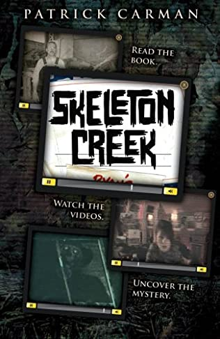 book cover of Skeleton Creek