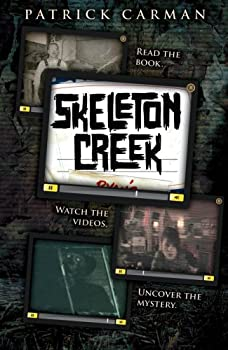Skeleton Creek 0545075661 Book Cover
