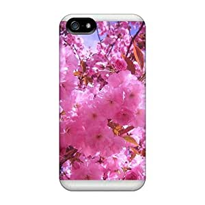 DrunkLove Case Cover Skin For Iphone 5/5s (pink Blossom)
