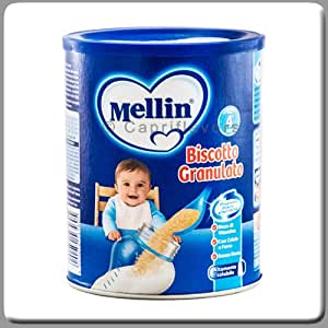 Amazon.com : Mellin Biscotto Granulato 14 Oz : Other Products : Everything Else300 x 300 jpeg 15kB