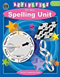 Activities for Any Spelling Unit, Debra Connolly, 1420687743