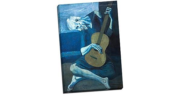 Panther Print Pablo Picasso - Lienzo Decorativo (30 x 20 cm ...