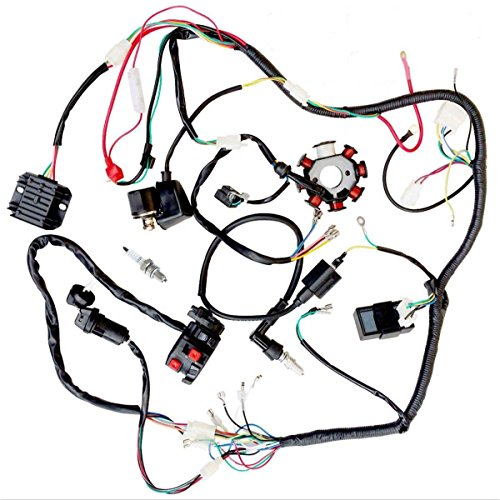 150cc scooter wire harness - 6