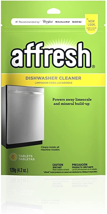 Amazon.com: Limpiador de lavavajillas de Affresh, W10282479 ...