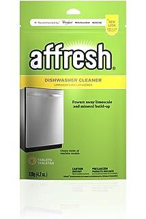 Amazon.com: Affresh – Pastillas limpiadoras de limpiador de ...