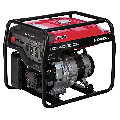 Honda 4,000 Watt Gas Powered Home RV Portable Generator EG4000