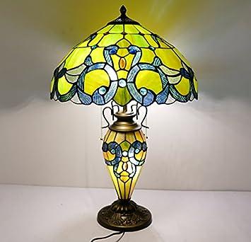 Ldgj Tiffany S Tiffany Style 16 X 16 X 24inch Table Lamp With
