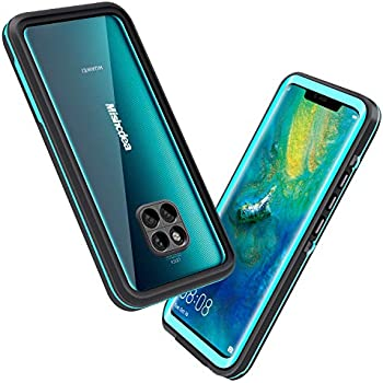 Amazon.com: Huawei Mate 20 Pro Case,360° Rotating Ring ...