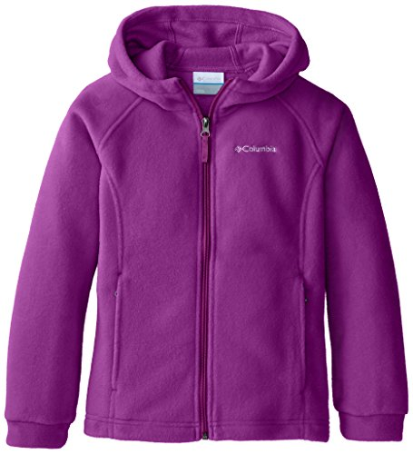 Columbia Big Girls' Benton II Hoodie, Bright Plum, X-Large (18/20)