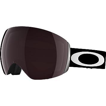 63996c6082 Oakley Flight Deck XM - Gafas de esquí/snowboard, Negro Mate (Matter Black