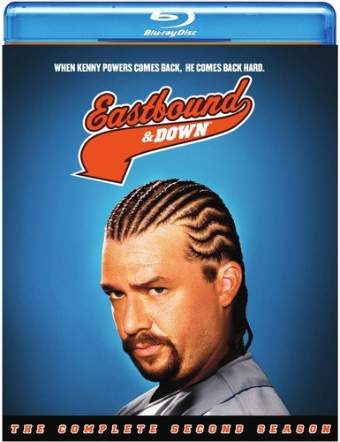 Blu-ray : Eastbound & Down: The Complete Second Season (O-Card Packaging, 2 Disc)