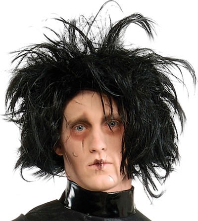 Rubie's Costume Co - Edward Scissorhands Wig - Standard -