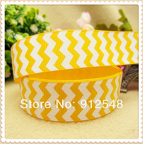 [FunnyCraft 10 Yards Hot Sale 7/8''(22Mm) Wave 2-Color Polyester Grosgrain Ribbon Clothing Accessories Diy Handmade Materials 2016 New] (Dance Costume Books 2016)