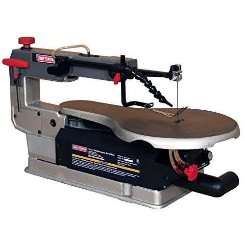 Craftsman Scroll Saw 16 Inch Model Shop Heavy Duty Kit Variable Speed Wood Tools ,,#G434G14 1T4G3484TYG424043