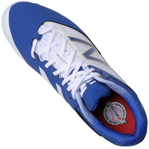 Shoe Baseball L4040V3 Men's Royal Balance Blue New White Cleat ZTfw6gnWx