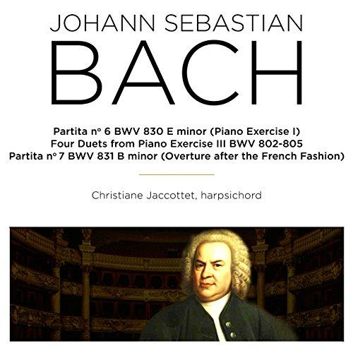 Partita No. 6 in E Minor, BWV 830: IV. Air