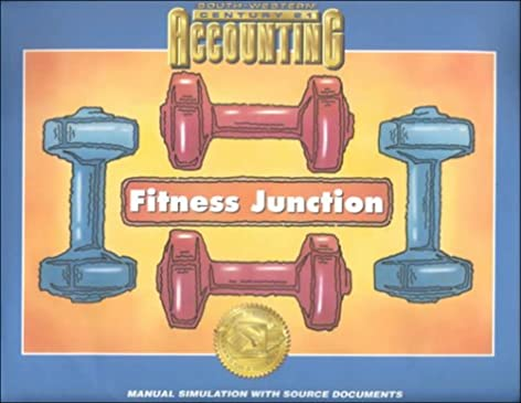 amazon com fitness junction manual simulation century 21 rh amazon com
