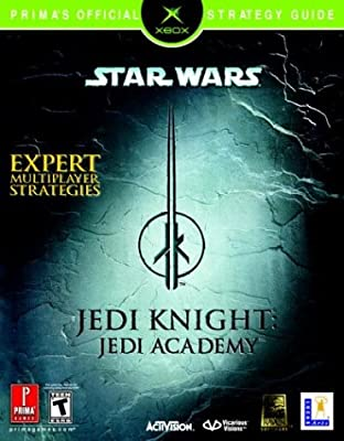 Star Wars Jedi Knight: Jedi Academy (XBOX) (Prima's Official Strategy Guide)