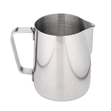 350 ml de acero inoxidable de producción de espuma jarra ...