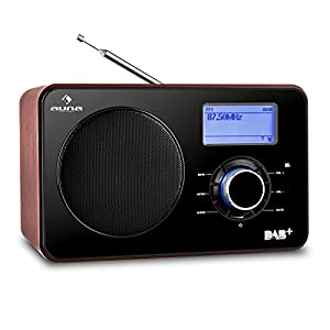 Elegant Auna Worldwide Internetradio WLAN Radio Mit LCD Display, Tolles Gerät !