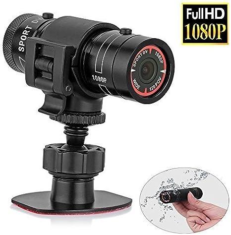 Cámara Deportiva Mini Full HD Sfun SSC001, 1080p, Grabador de ...