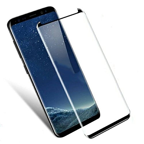 Bakeey 3D Curved Edge Case Friendly Tempered Glass Phone Screen Protector Film For Samsung Galaxy S9 Plus