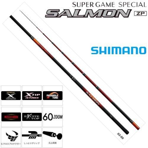 Shimano rod super game Special salmon ZP 8389