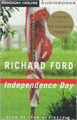Independence Day: A Novel: Amazon.es: Ford, Richard, Rubinstein, John: Libros en idiomas extranjeros
