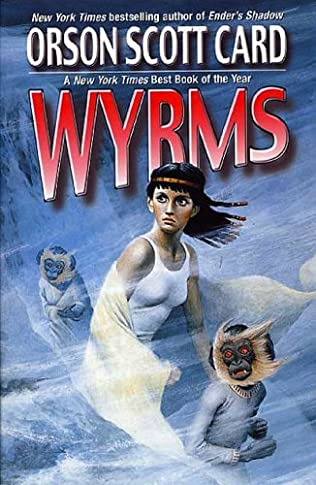 book cover of Wyrms