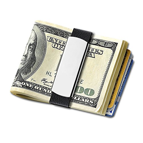 - GRAND BAND Engraved Money Band - Large (Stainless Steel), The Rubber Money Band