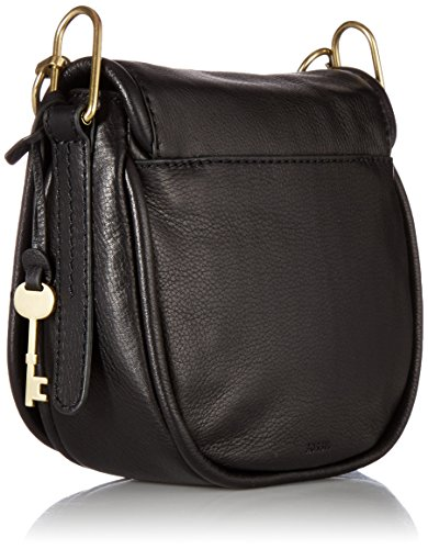 Bag Black Fossil Crossbody Rumi Small CIxItqAHw