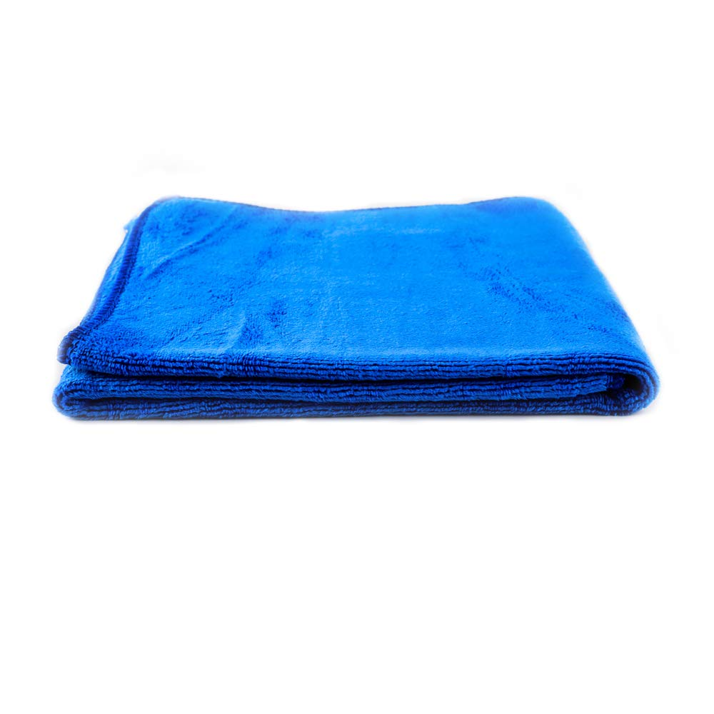Microfiber Towel Car Cleaning Wash Drying Detailing Cloth No Scratch 50*50cm