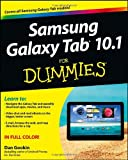 Samsung Galaxy Tab 10.1 for Dummies®, Dan Gookin, 1118228332