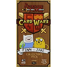 Adventure Time: Card Wars Finn vs Jake Card Game