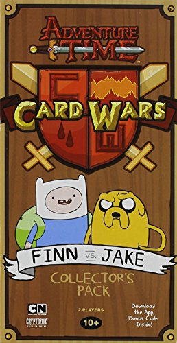 Thing need consider when find card wars finn vs jake?