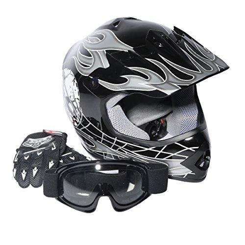 Bmx Face Helmet - 8