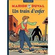 MARION DUVAL T.06 : UN TRAIN D'ENFER