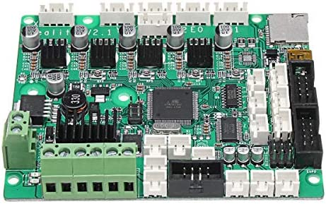 LWQJP 12V CR-10S 3DプリンタのメインボードV2.1コントロールパネルのサポートフィラメント検出3Dプリンターアクセサリー