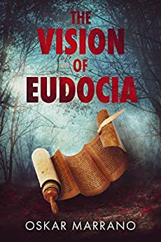 Vision Eudocia Historical Novel ebook product image