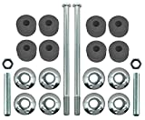 #8: ACDelco 46G0002A Advantage Front Suspension Stabilizer Bar Link Kit with Hardware