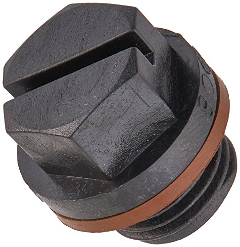 - Hayward SPX1700FGV Pipe Plug with Gasket Replacement for Hayward Chemical Feeders