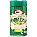 Kraft, Parmesan, Grated, 8 oz